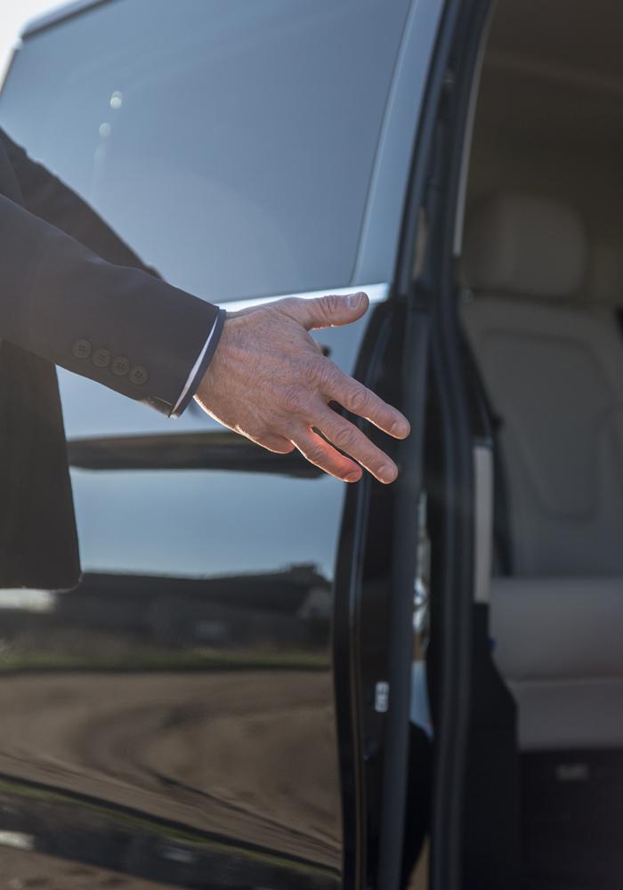 BLACKEMROAD - Chauffeur Privé VTC Taxi mariage-saint malo-Bretagne-France