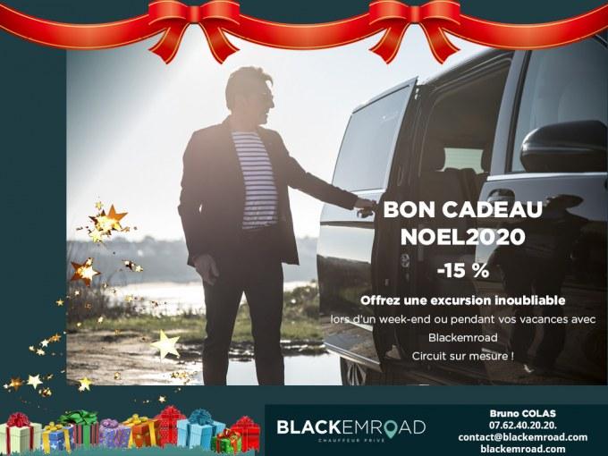 Noel 2020, cadeau noel, blackemroad, VTC St Malo Dinard, Excursion Bretagne